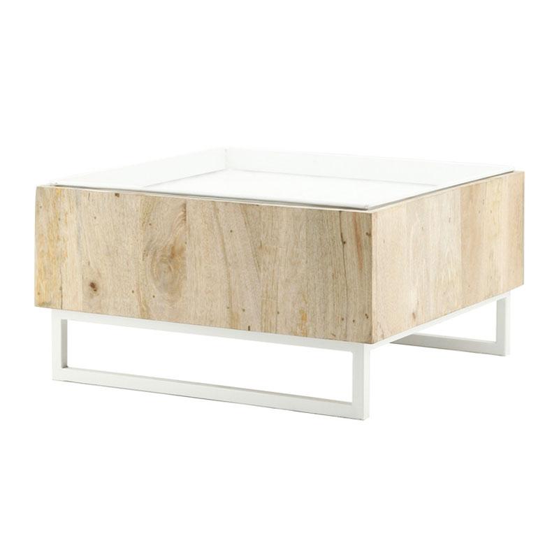 Design salontafel wit