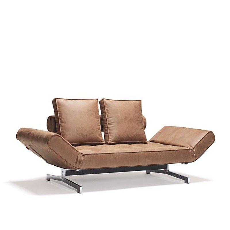 Design slaapbank Innovation Ghia Chrome