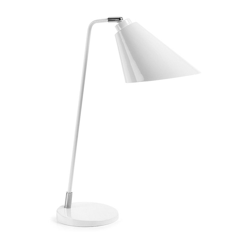 Design tafellamp LaForma Priti wit