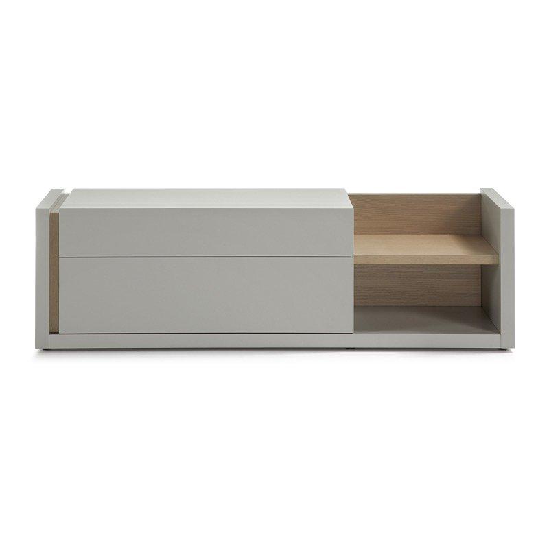 Design tv-meubel LaForma Qu 170 grijs