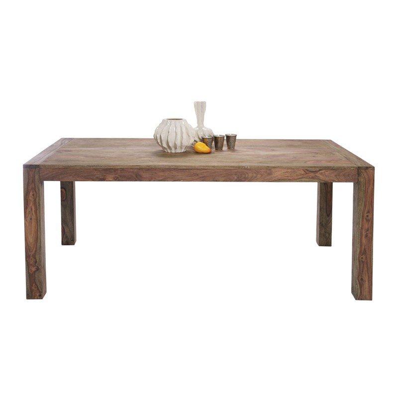 Houten tafel Authentico