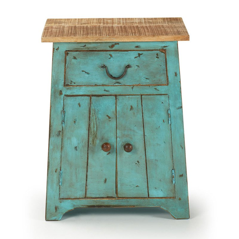 Turquoise kasje LaForma