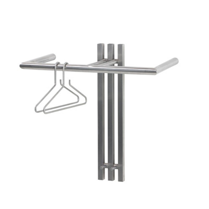 Spinder design kapstok RVS