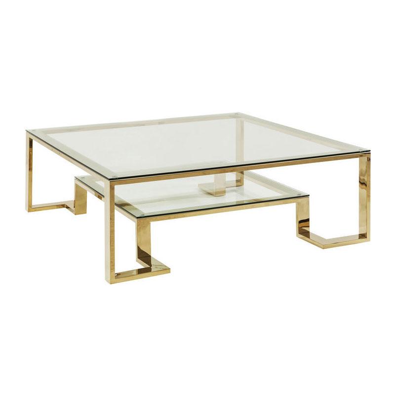 Gouden salontafel