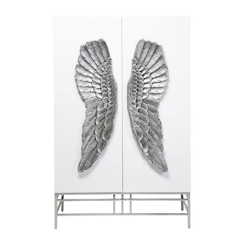 Kast met vleugels
