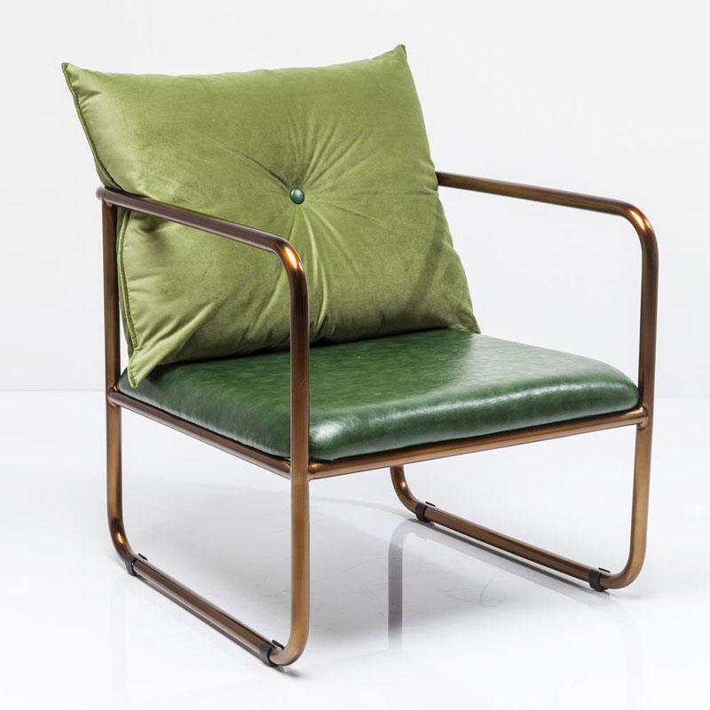Authentieke fauteuil