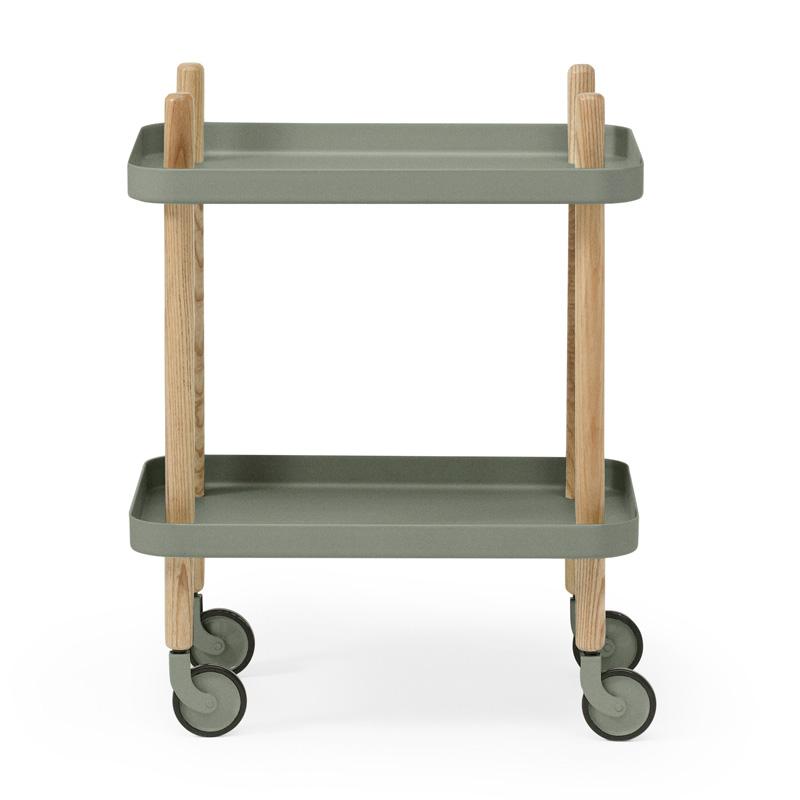 Keukentrolley in Scandinavisch design