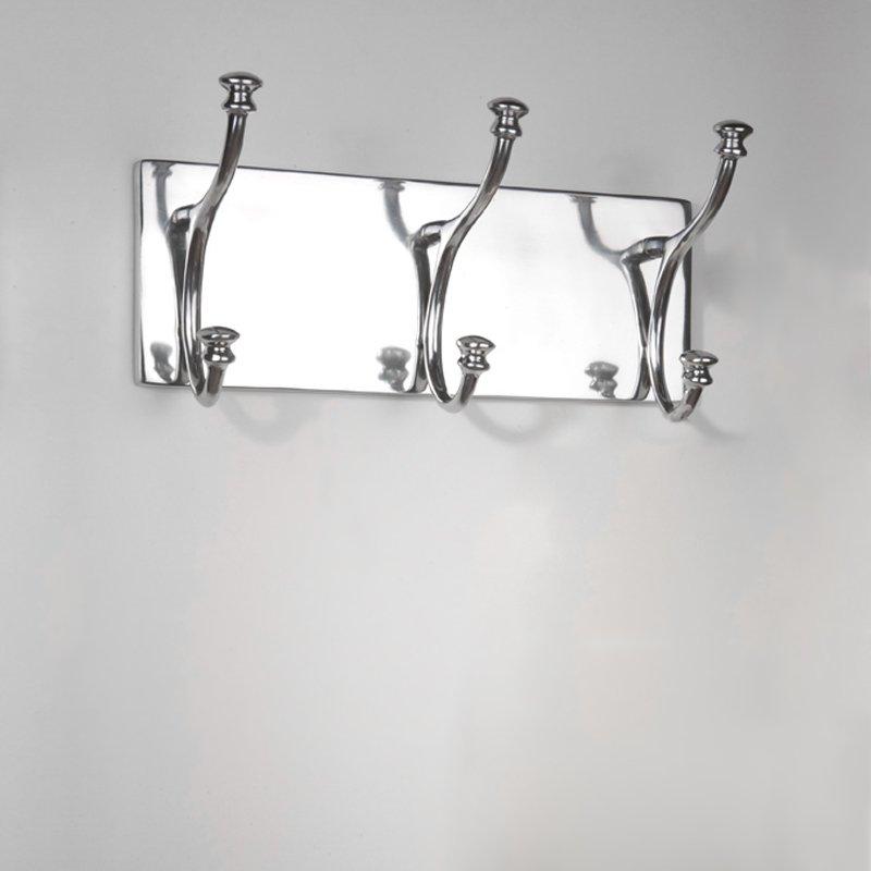 Klassieke kapstok van aluminium