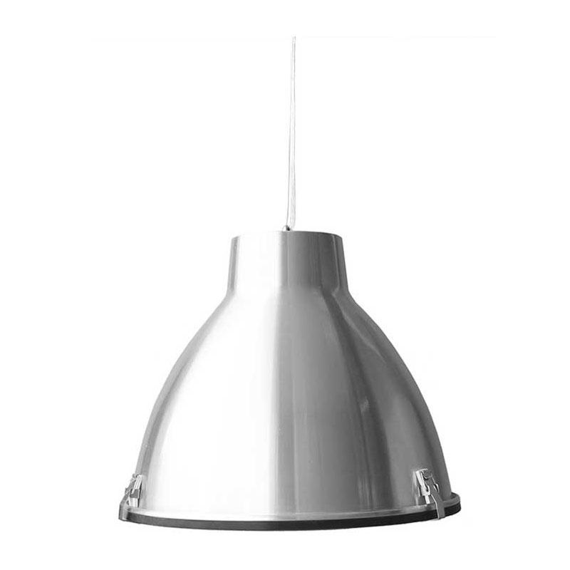 - Industriele lamp van aluminium