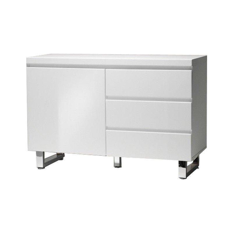 Modern dressoir hoogglans wit