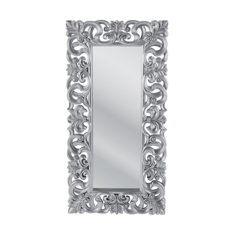 Barok spiegel zilver Kare
