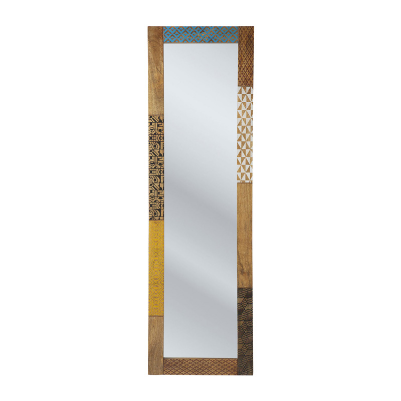 Retro spiegel