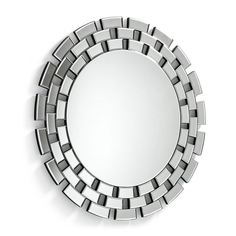 Ronde spiegel LaForma Raia