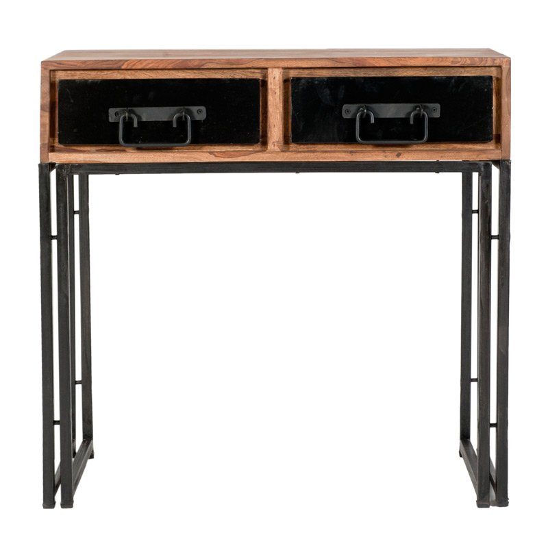 Sidetable hout industrieel