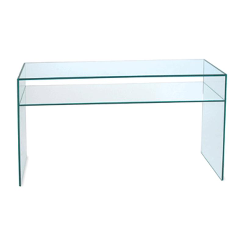 Sidetable glas Adele S
