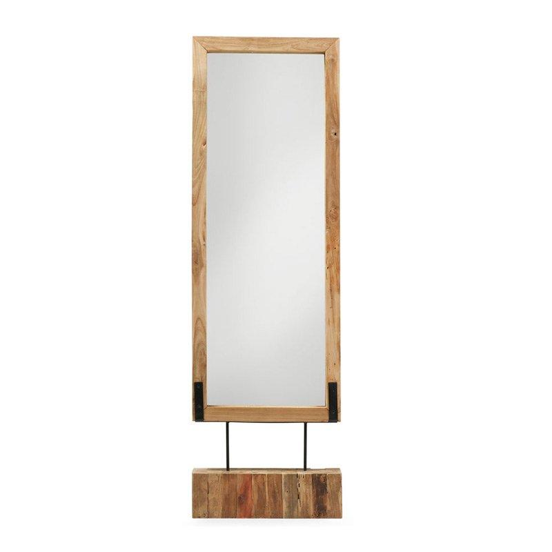 staande spiegel hout kopen online internetwinkel