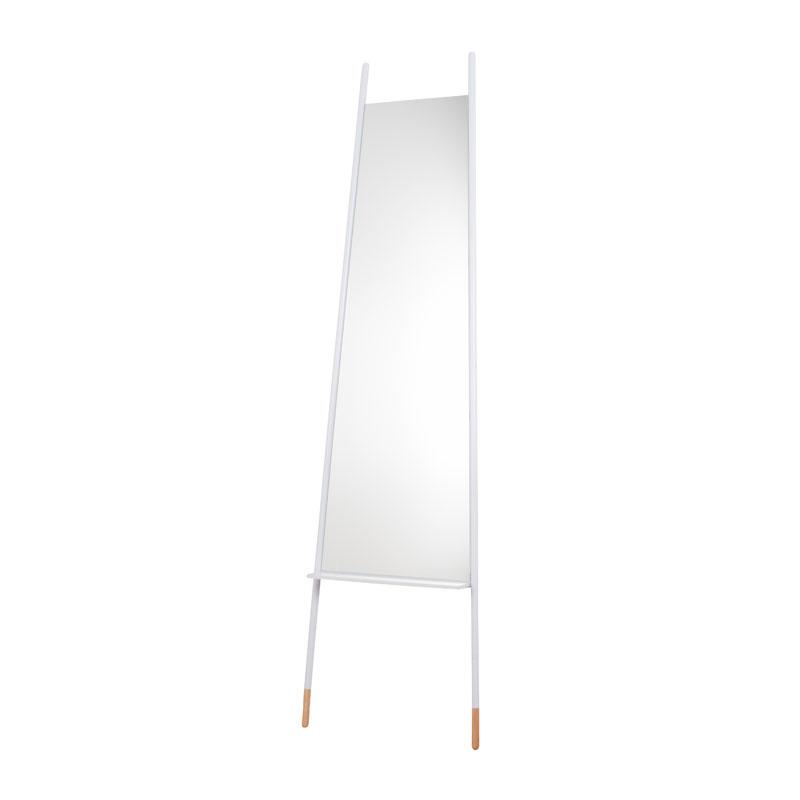 Staande spiegel metaal