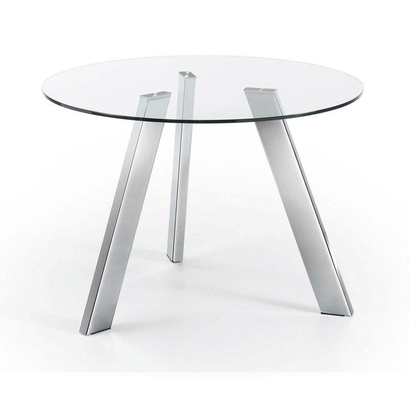 ronde tafel glas kopen online internetwinkel
