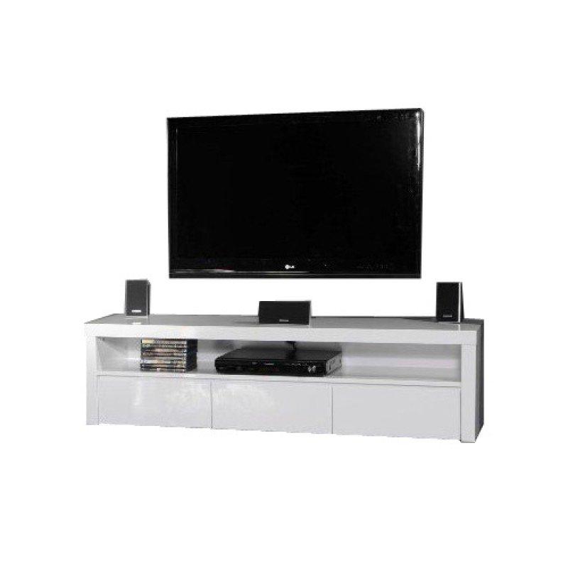 Zwevend tv-meubel 150 cm