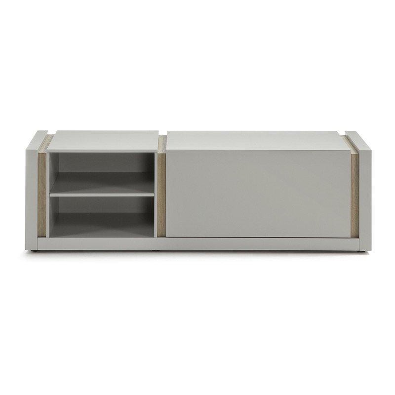 Tv-meubel design LaForma Qu 140 grijs