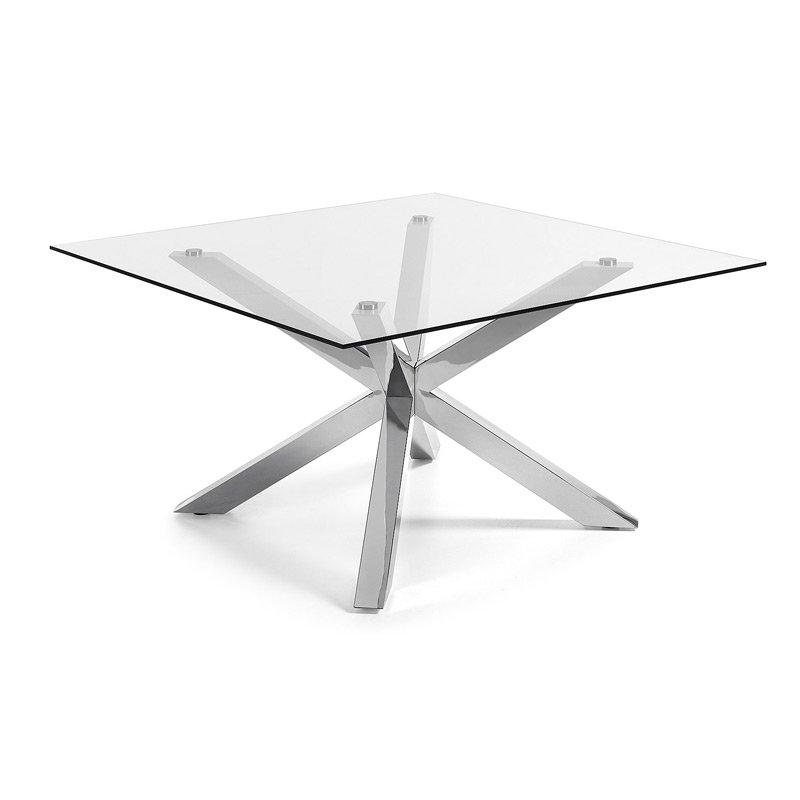 Design tafel RVS LaForma