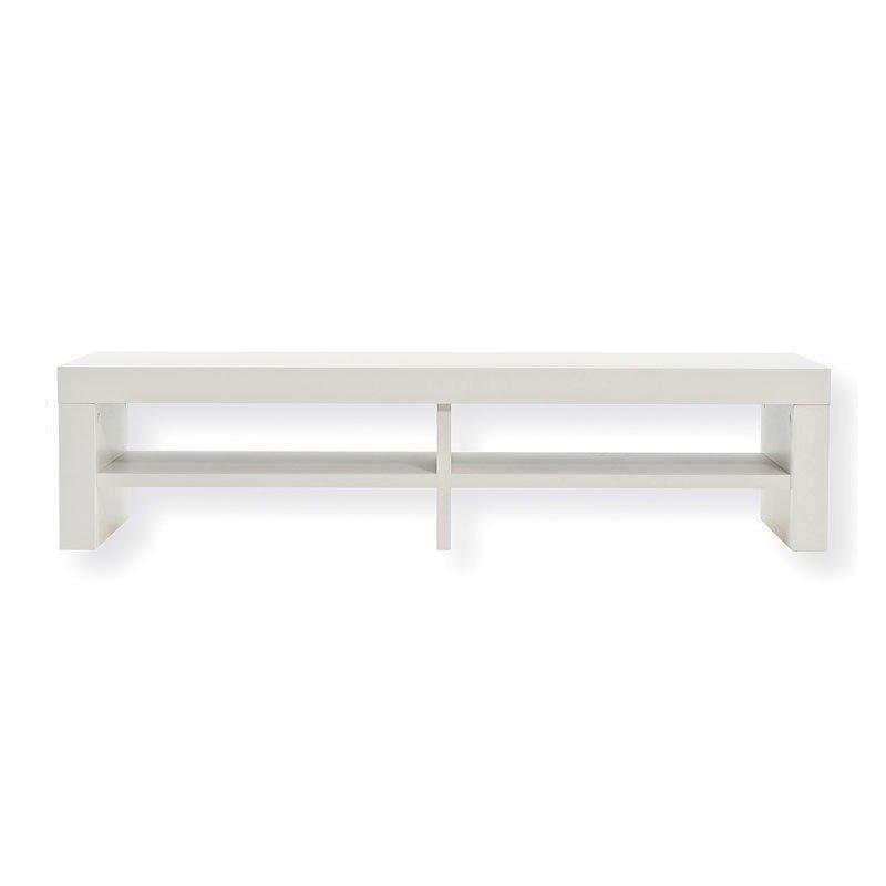 Design TV-meubel mat wit
